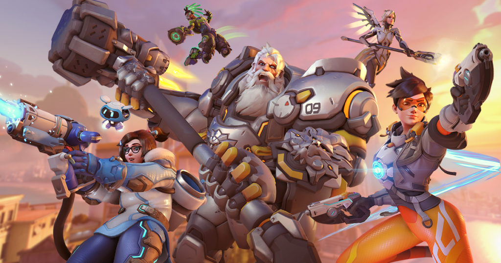 overwatch game boosting