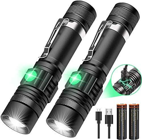 large flashlight